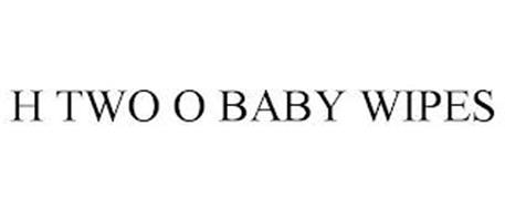 H TWO O BABY WIPES