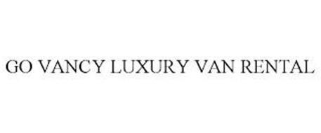 GO VANCY LUXURY VAN RENTAL