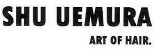 SHU UEMURA ART OF HAIR.