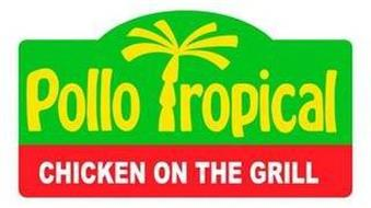 POLLO TROPICAL CHICKEN ON THE GRILL