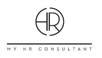 HR MY HR CONSULTANT