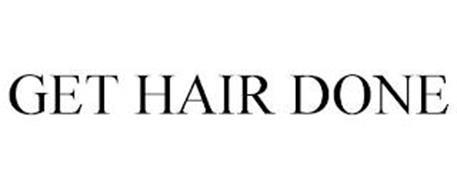 GET HAIR DONE