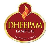 DHEEPAM LAMP OIL BLEND OF 5 OILS