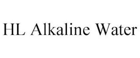 HL ALKALINE WATER
