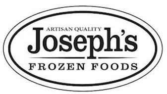 JOSEPH'S FROZEN FOODS, AND ARTISAN QUALITY