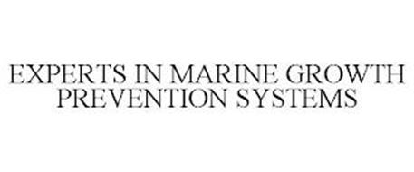 EXPERTS IN MARINE GROWTH PREVENTION SYSTEMS