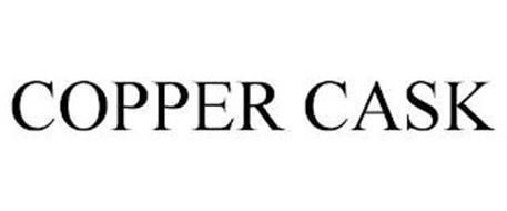 COPPER CASK