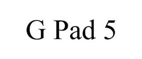 G PAD 5