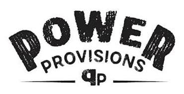 POWER PROVISIONS PP