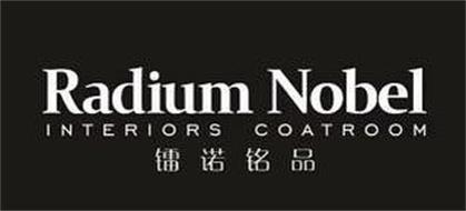 RADIUM NOBEL INTERIORS COATROOM LEI NUOMING PIN