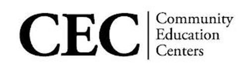 CEC COMMUNITY EDUCATION CENTERS