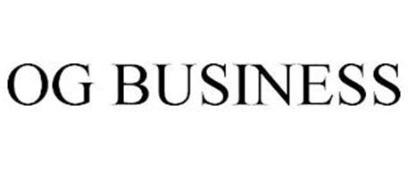 OG BUSINESS