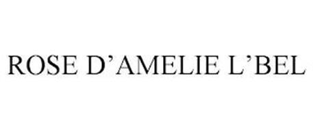 ROSE D'AMELIE L'BEL
