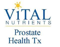 VITAL NUTRIENTS PROSTATE HEALTH TX