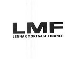 LMF LENNAR MORTGAGE FINANCE