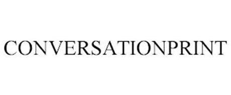 CONVERSATIONPRINT