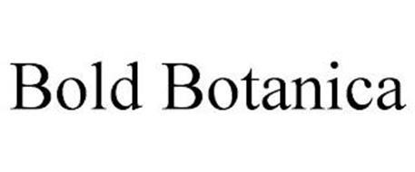 BOLD BOTANICA