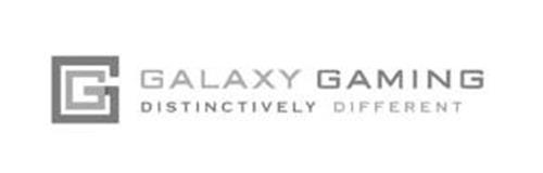 GG GALAXY GAMING DISTINCTIVELY DIFFERENT
