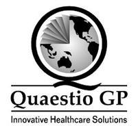 Q QUAESTIO GP INNOVATIVE HEALTHCARE SOLUTIONS