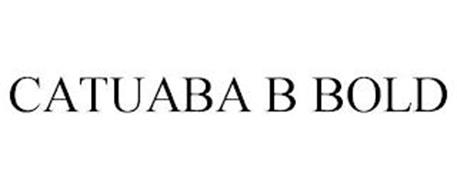 CATUABA B BOLD