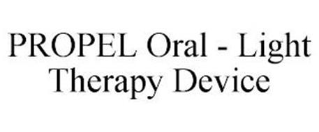 PROPEL ORAL - LIGHT THERAPY DEVICE