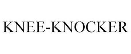 KNEE-KNOCKER