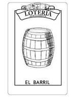 LOTERIA DON CLEMENTE EL BARRIL