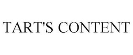 TART'S CONTENT