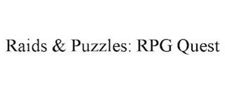 RAIDS & PUZZLES: RPG QUEST