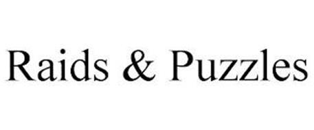 RAIDS & PUZZLES