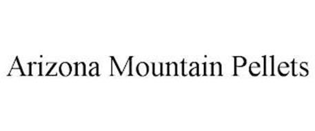 ARIZONA MOUNTAIN PELLETS