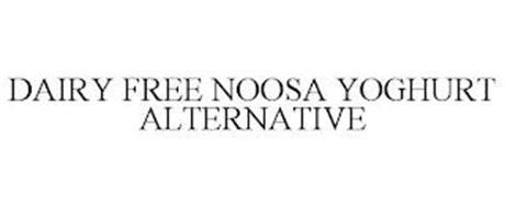 DAIRY FREE NOOSA YOGHURT ALTERNATIVE