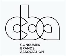 CBA CONSUMER BRANDS ASSOCIATION