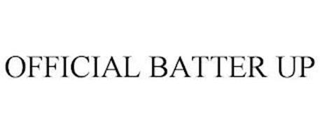 OFFICIAL BATTER UP