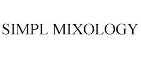 SIMPL MIXOLOGY