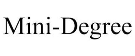 MINI-DEGREE