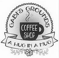 GABI'S GROUNDS COFFEE SHOP A HUG IN A MUG