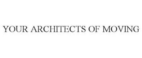 YOUR ARCHITECTS OF MOVING