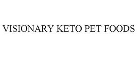 VISIONARY KETO PET FOODS