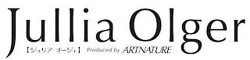 JULLIA OLGER PRODUCED BY ARTNATURE
