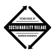 SUSTAINABILITY VILLAGE ESTABLISHED BY KOSKENKORVA