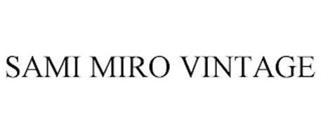 SAMI MIRO VINTAGE