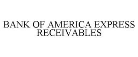 BANK OF AMERICA EXPRESS RECEIVABLES
