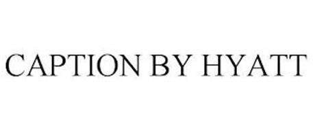CAPTION BY HYATT