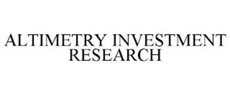 ALTIMETRY INVESTMENT RESEARCH