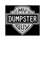 MY DUMPSTER GUY
