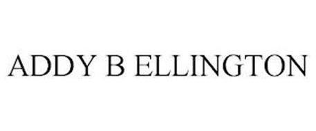 ADDY B ELLINGTON