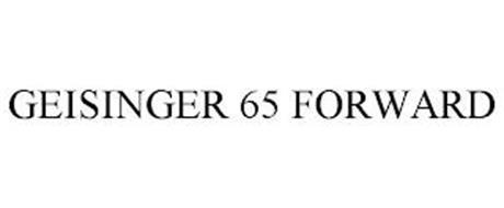 GEISINGER 65 FORWARD