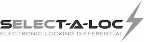 SELECT-A-LOC ELECTRONIC LOCKING DIFFERENTIAL