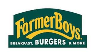 FARMER BOYS BREAKFAST, BURGERS & MORE